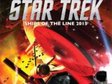 Star Trek: Ships of the Line (2015)