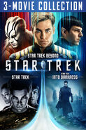 Star Trek 3 Movie Bundle