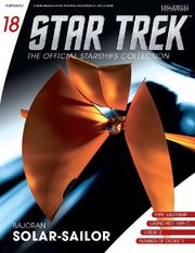 Star Trek Official Starships Collection Issue 18