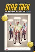 Star Trek Poster Calendar 2018