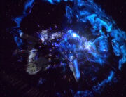 Voyager explodiert