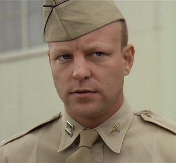 ...as Captain Wainwright