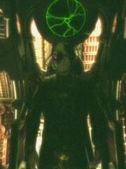 Borg-Drohne an Bord der Sonde (2375) 3