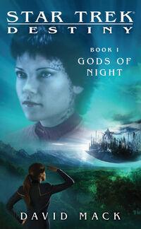 Gods of Night cover