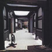 Intrepid class corridor (set)
