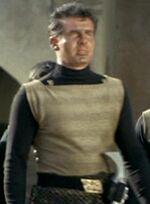 Klingon soldier Organia 3