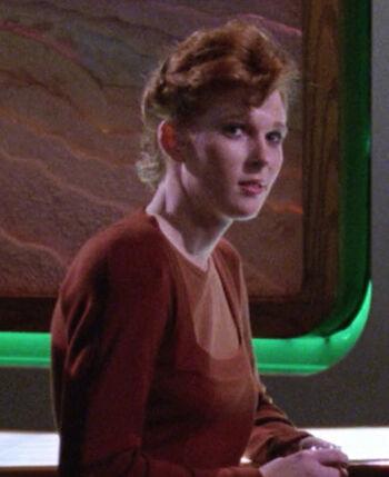 Patti in 2366