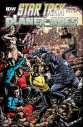 Primate Directive issue 1 cover S