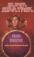 Prime directive, fleuve noir
