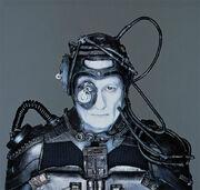 Q as Borg