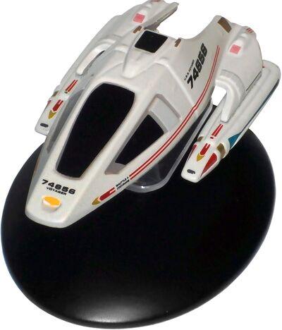 Raumschiffsammlung Shuttle-Cochrane
