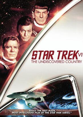 Star Trek VI The Undiscovered Country 2009 DVD cover Region 1.jpg