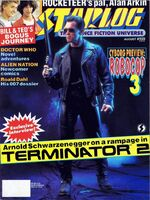 Starlog issue 169 cover