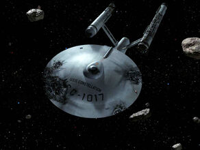 USS Constellation remastered