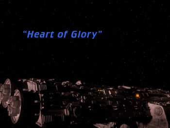 Heart of Glory title card
