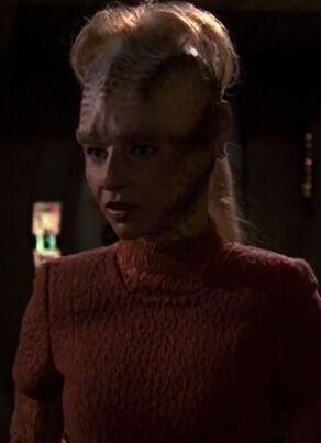 Dexa, a Talaxian female (2378)