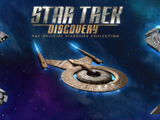 Star Trek: Discovery The Official Starships Collection
