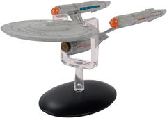 Eaglemoss XL 11 USS Enterprise DIS