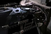 ISS Defiant under construction 2