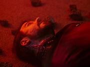 Riker killed, alternate timeline