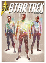 Star Trek Magazine US issue 59 PX cover