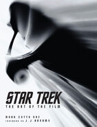 Star Trek The Art of the Film cover