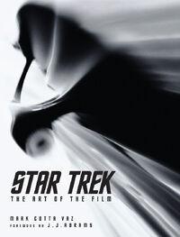 Star Trek The Art of the Film cover