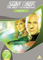 TNG Season 7 DVD-Region 2 new