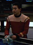 USS Enterprise-A bridge engineer 3, 2287