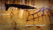 Bell X1 and Leonardo da Vinci drawing in ENT opening titles