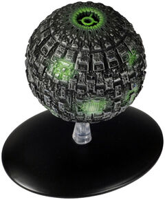 Eaglemoss 10 Borg Sphere
