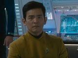 Hikaru Sulu (alternate reality)