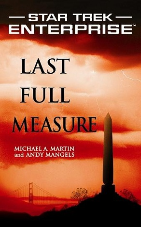 Last Ful l Measure cover