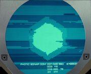 Photic sonar