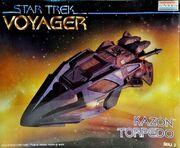 Revell Model Kit 3608 Kazon torpedo 1996