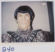 Romulan, Face of the Enemy 1