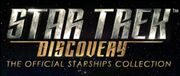 Star Trek Discovery The Official Starships Collection Logo