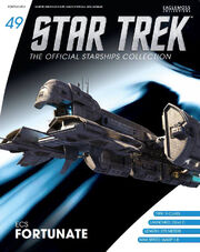 Star Trek Official Starships Collection Issue 49