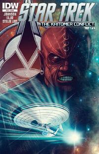 Star Trek Ongoing, issue 25