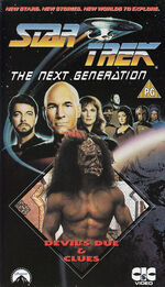 TNG vol 44 UK VHS cover