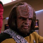 Worf, 2383