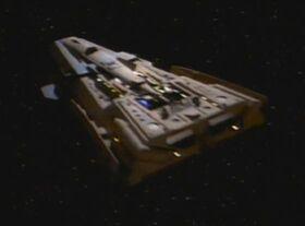 Kressari freighter Calondon