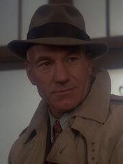 Picard als Dixon Hill