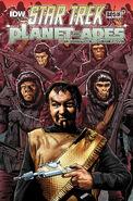 Primate Directive issue 2 sub cover