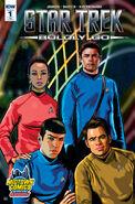 Star Trek Boldly Go, issue 1 RE