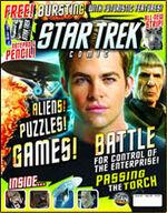 Star Trek Comic issue 3 cover