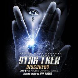 Star Trek Discovery Soundtrack - Season 1, Chapter 1