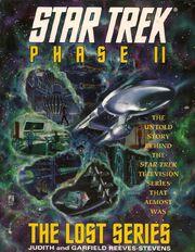 Star Trek Phase II The Lost Series
