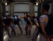 Tuvok's field training
