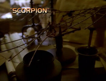 Scorpion title card
